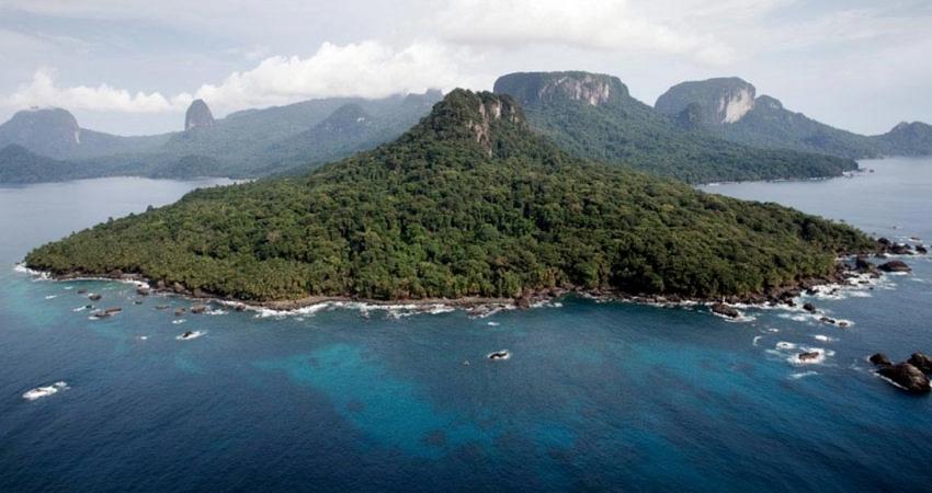 Sao Tome ed Isola di Principe, Lusso e Relax