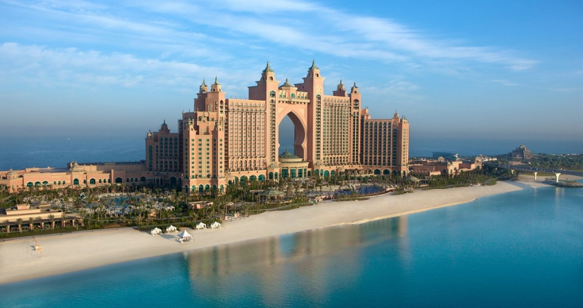 Atlantis The Palm.... entra in un altro Mondo
