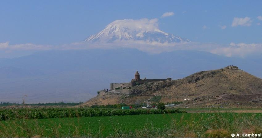 Armenia, un Viaggio Biblico