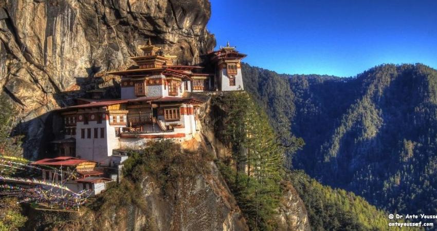 """Il Bhutan, la """"Terra del Drago"""""""